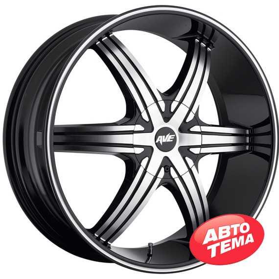 MI-TECH (MKW) AVENUE 606 A/MB - Интернет магазин шин и дисков по минимальным ценам с доставкой по Украине TyreSale.com.ua