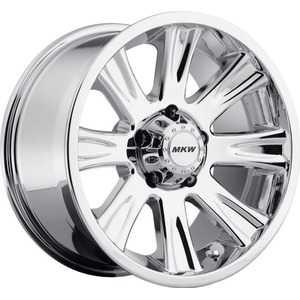 Купить MI-TECH (MKW) M-87 Chrome R18 W9 PCD6x139.7 ET10 DIA106.1