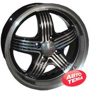 Купить CARRE 409 A BLP R14 W6 PCD4x100 ET35 DIA67.1