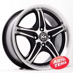 Купить KORMETAL KM 185 B/D R15 W6.5 PCD5x114.3 ET40 DIA67.1