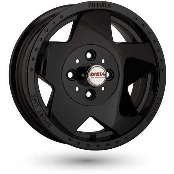 DISLA Futura 312 Black - Интернет магазин шин и дисков по минимальным ценам с доставкой по Украине TyreSale.com.ua