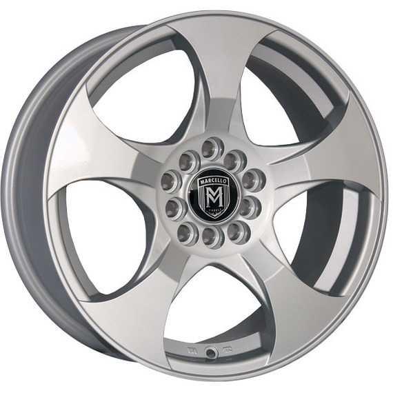 MARCELLO MR-34 Silver - Интернет магазин шин и дисков по минимальным ценам с доставкой по Украине TyreSale.com.ua
