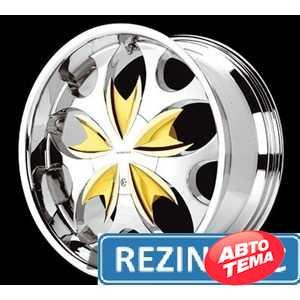 Купить VERDE Scorpion V102(C+GOLD) R17 W7.5 PCD5x110-120 ET42 DIA73.1