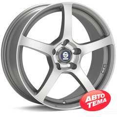 SPARCO RTT 524 MATT SILVER TECH DIAMOND CUT - Интернет магазин шин и дисков по минимальным ценам с доставкой по Украине TyreSale.com.ua