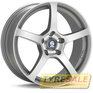 Купить SPARCO RTT 524 MATT SILVER TECH DIAMOND CUT R17 W8 PCD5x114.3 ET45 DIA73.1