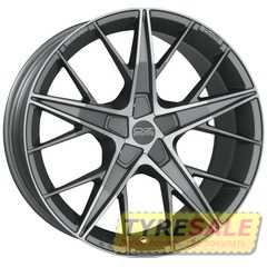 OZ QUARANTA GRIGIO CORSA DIAMOND CUT - Интернет магазин шин и дисков по минимальным ценам с доставкой по Украине TyreSale.com.ua