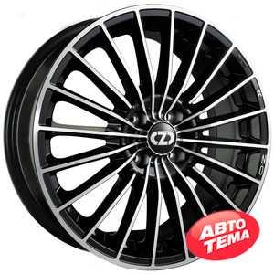 Купить OZ 35 ANNIVERSARY Black R17 W7 PCD4x108 ET45 DIA75