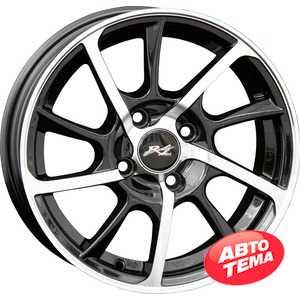Купить RS WHEELS Wheels Tuning 163 MB R14 W6 PCD4x98 ET35 DIA58.6