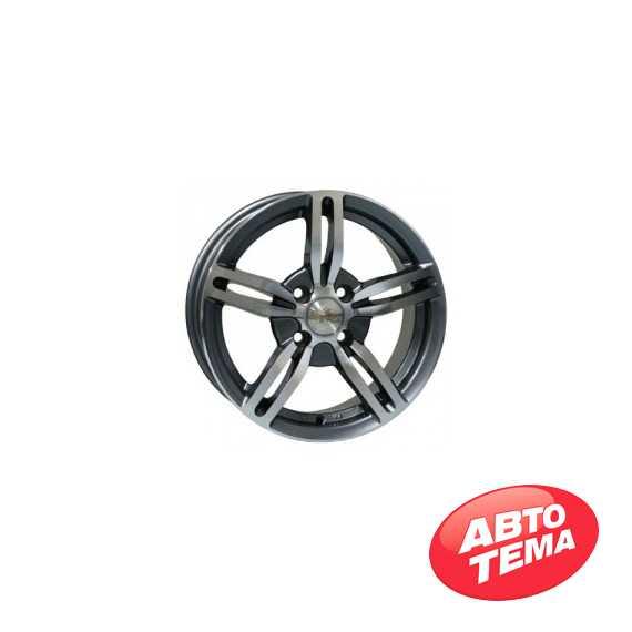 RS WHEELS Wheels 195f MG - Интернет магазин шин и дисков по минимальным ценам с доставкой по Украине TyreSale.com.ua