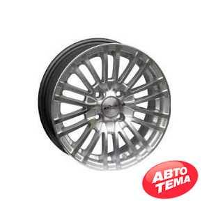 Купить RS WHEELS Wheels Tuning 238 HS R14 W6 PCD5x100 ET35 DIA57.1