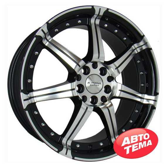 KYOWA RACING KR 518 BKF - Интернет магазин шин и дисков по минимальным ценам с доставкой по Украине TyreSale.com.ua