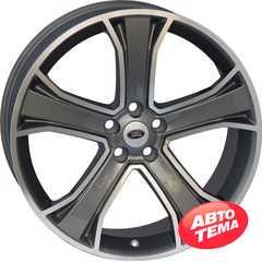 Replica LR 512e MG - Интернет магазин шин и дисков по минимальным ценам с доставкой по Украине TyreSale.com.ua