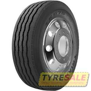 Купить TRIANGLE TR675 265/70(10.5) R19.5 143J