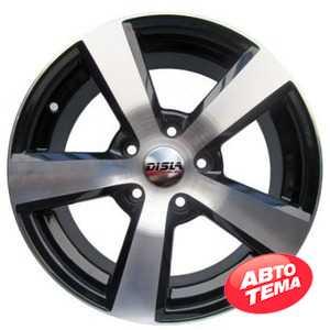 Купить DISLA Formula 503 BD R15 W6.5 PCD5x112 ET35 DIA72.6