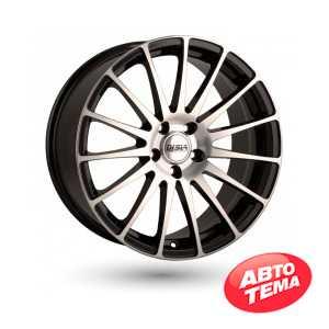 Купить DISLA TURISMO 820 BD R18 W8 PCD4x100 ET42 DIA72.6
