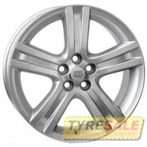Купить WSP Italy LIV TO67 W1767 SILVER R17 W7 PCD5x100 ET39 DIA54.1