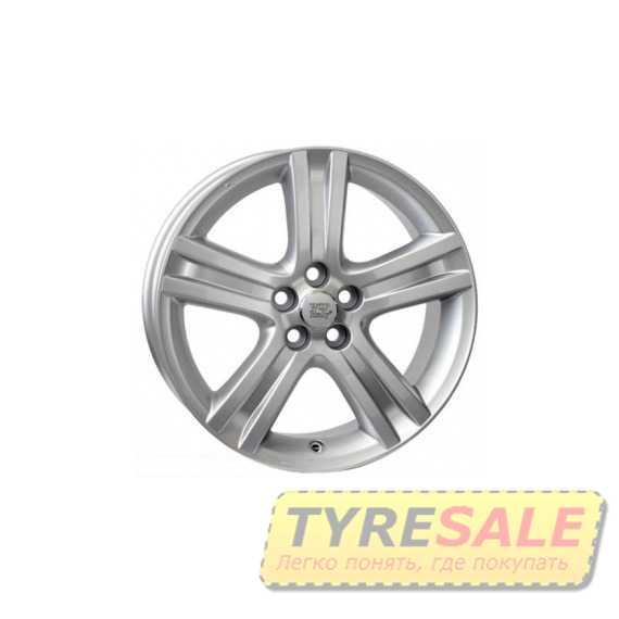 WSP Italy LIV TO67 W1767 SILVER - Интернет магазин шин и дисков по минимальным ценам с доставкой по Украине TyreSale.com.ua