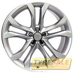 WSP Italy W563 Seattle Silver - Интернет магазин шин и дисков по минимальным ценам с доставкой по Украине TyreSale.com.ua