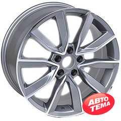 Купить WSP Italy Audi W547 Silver R18 W8 PCD5x112 ET43 DIA57.1