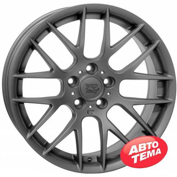 WSP Italy Basel M W675 Matt GUN Metal - Интернет магазин шин и дисков по минимальным ценам с доставкой по Украине TyreSale.com.ua