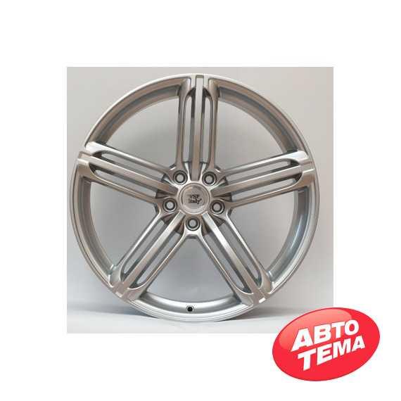 WSP ITALY Pompei W560 (SILVER) - Интернет магазин шин и дисков по минимальным ценам с доставкой по Украине TyreSale.com.ua