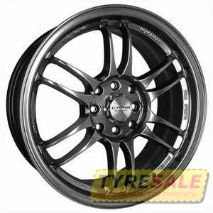 Купить KYOWA KR 228 HPBL R15 W6.5 PCD4x100/114. ET40 DIA73.1