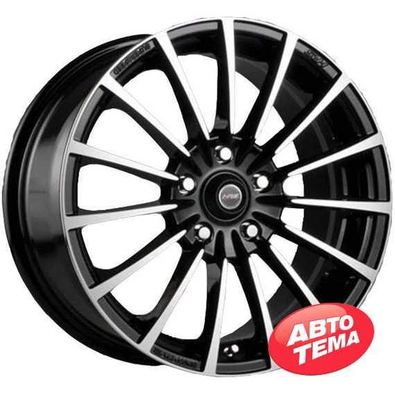 RW (RACING WHEELS) H429 BKF/P - Интернет магазин шин и дисков по минимальным ценам с доставкой по Украине TyreSale.com.ua