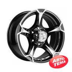 Купить RW (RACING WHEELS) H 547 BK F/P R16 W8 PCD6x139.7 ET10 DIA110.5