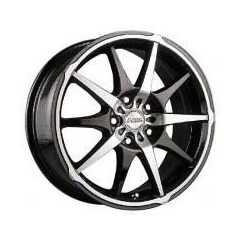 RW (RACING WHEELS) H 415 BK F/P - Интернет магазин шин и дисков по минимальным ценам с доставкой по Украине TyreSale.com.ua
