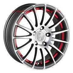 Купить RW (RACING WHEELS) H 290 DDN IRD/FP R16 W7 PCD5x114.3 ET40 DIA67.1
