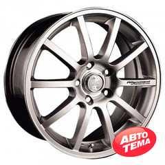 Купить RW (RACING WHEELS) H 286 DDN F/P R16 W6.5 PCD5x114.3 ET45 DIA67.1