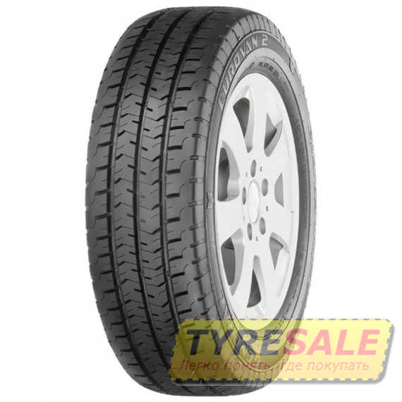 Летняя шина GENERAL TIRE EUROVAN 2 - Интернет магазин шин и дисков по минимальным ценам с доставкой по Украине TyreSale.com.ua
