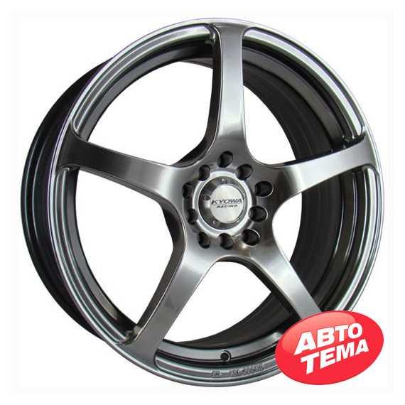 KYOWA RACING KR 210 HPB - Интернет магазин шин и дисков по минимальным ценам с доставкой по Украине TyreSale.com.ua