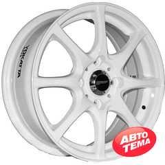 Купить YOKATTA RAYS YA 1007 W R15 W6 PCD4x100 ET38 DIA67.1