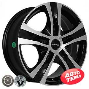 Купить TRW Z1108 BMF R16 W6.5 PCD5x118 ET45 DIA71.1