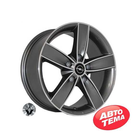 REPLICA OPEL 2517 MKP - Интернет магазин шин и дисков по минимальным ценам с доставкой по Украине TyreSale.com.ua