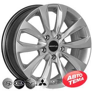 Купить REPLICA KIA Z1065 HS R16 W6.5 PCD5x114.3 ET45 DIA67.1