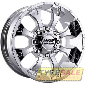 Купить MI-TECH M 85 CHROME R20 W9 PCD6x139.7 ET10 DIA73.1