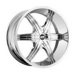 MI-TECH A 606 Chrome - Интернет магазин шин и дисков по минимальным ценам с доставкой по Украине TyreSale.com.ua