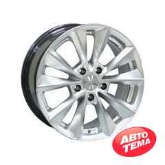 Купить RW (RACING WHEELS) H 393 Silver R17 W7.5 PCD5x114.3 ET42 DIA73.1