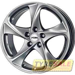 Купить RIAL CATANIA Sterling Silver R17 W8 PCD5x114.3 ET38 DIA70.1