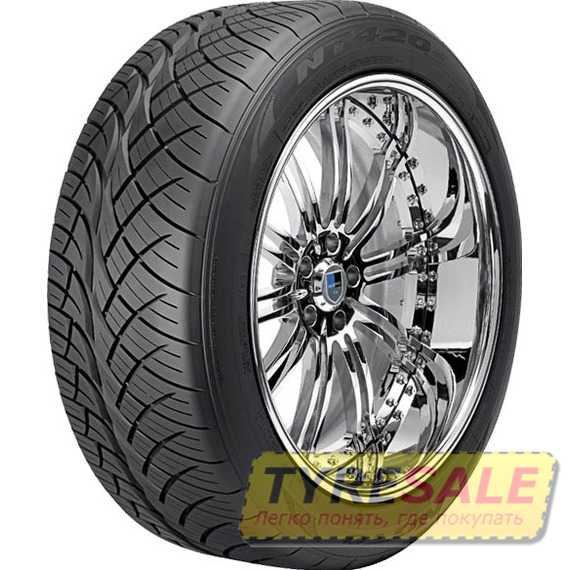 Всесезонная шина NITTO NT420 - Интернет магазин шин и дисков по минимальным ценам с доставкой по Украине TyreSale.com.ua