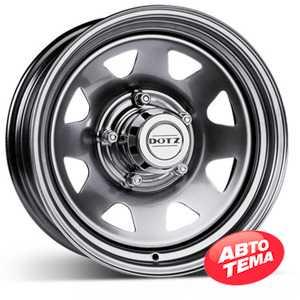 Купить Dotz Dakar MtB R17 W7 PCD6x139.7 ET20 DIA110.1