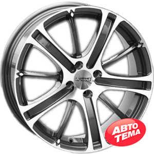 Купить Lawu RX 103 MG R13 W5.5 PCD4x98 ET35 DIA58.6