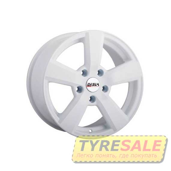 DISLA Formula 603 W - Интернет магазин шин и дисков по минимальным ценам с доставкой по Украине TyreSale.com.ua