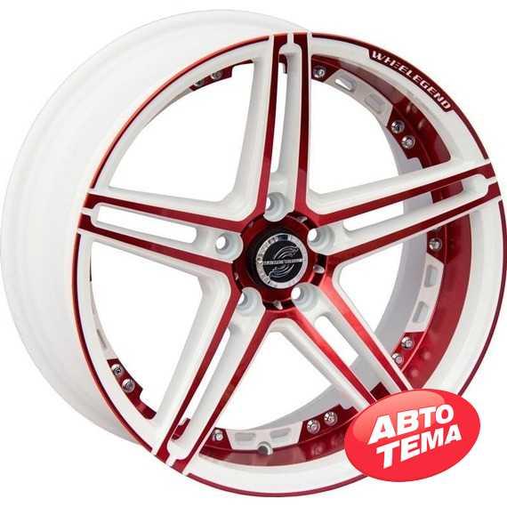 RS WHEELS Wheels Tuning 173J AWTR - Интернет магазин шин и дисков по минимальным ценам с доставкой по Украине TyreSale.com.ua