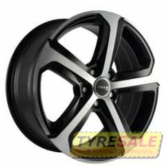 Купить AVUS AC514 BLACK POLISHED R18 W8 PCD5x108 ET40 DIA73.1