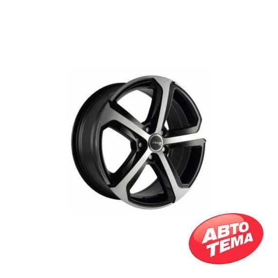 AVUS AC514 BLACK POLISHED - Интернет магазин шин и дисков по минимальным ценам с доставкой по Украине TyreSale.com.ua