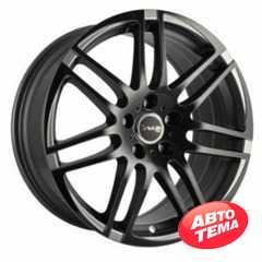 AVUS ACM04 ANTHRACITE POLISHED - Интернет магазин шин и дисков по минимальным ценам с доставкой по Украине TyreSale.com.ua