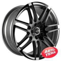 AVUS ACM04 BLACK POLISHED - Интернет магазин шин и дисков по минимальным ценам с доставкой по Украине TyreSale.com.ua